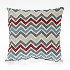 Happy Trails Chevron Pillow