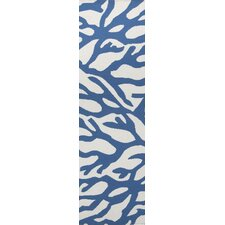 Boardwalk Cobalt/White Rug