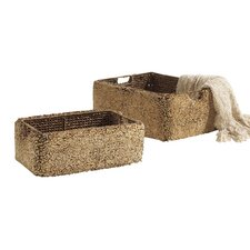 <strong>Ibolili</strong> Hair Storage Basket (Set of 2)