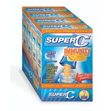 Immunity Orange Drink Mix (Pack of 4)