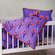 Graphic Tree Baby Bedding