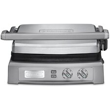 Griddler® Deluxe Non-stick Reversible Grill Pan and Griddle