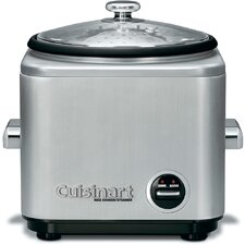 8-Cups Rice Cooker or Steamer