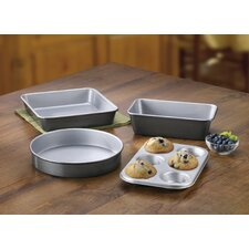 <strong>Cuisinart</strong> Chef's Classic™ Stainless Cookware 4 Piece Non-Stick Bakeware Set