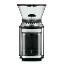 Supreme Grind Automatic Electric Burr Coffee Grinder