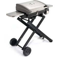 <strong>Cuisinart</strong> All-Foods Roll-Away Portable LP Gas Outdoor Grill