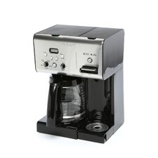 <strong>Cuisinart</strong> Programmable 12 Cup Coffee Maker with Hot Water System