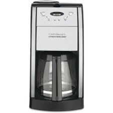 <strong>Cuisinart</strong> 12-Cup Grind and Brew Automatic Coffee Maker