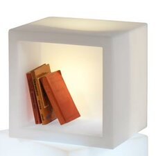 "Open Cube 28.8"" H Table Lamp"