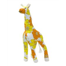 <strong>Allen Ave</strong> Color Zoo Grady the Giraffe Stuffed Toy