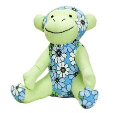 Color Zoo Mica the Monkey Stuffed Toy