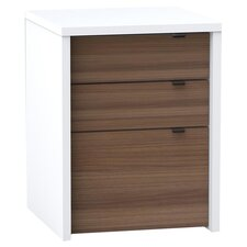 Liber-T 3-Drawer File Cabinet