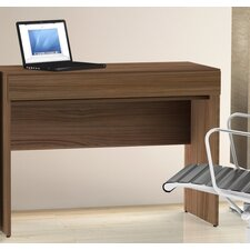 Alizee Computer Desk in Walnut