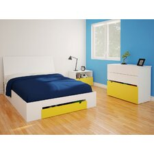 Taxi 3 Drawer Chest