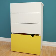 <strong>Nexera</strong> Taxi 3 Drawer Chest