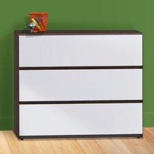 Atom 3 Drawer Dresser
