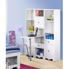 "Pixel 60.38"" Bookcase"