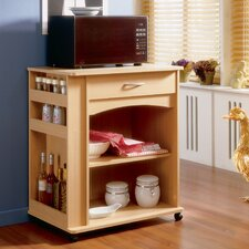Delissio Microwave Cart