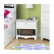 <strong>Nexera</strong> Dixie 1 Drawer Nightstand