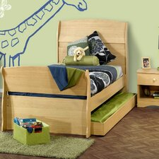 <strong>Nexera</strong> Alegria Twin Sleigh Bedroom Collection