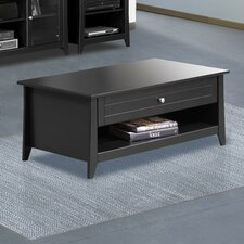 <strong>Nexera</strong> Tuxedo Coffee Table
