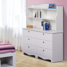 Pixel 6 Drawer Double Dresser