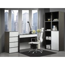 <strong>Nexera</strong> Allure Standard Desk Office Suite