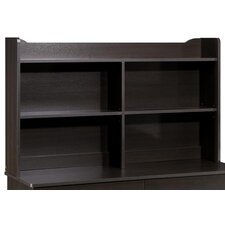 "Pocono 27.5"" H x 47"" W Desk Hutch"