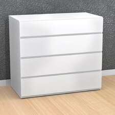 <strong>Nexera</strong> BLVD 4 Drawer Dresser