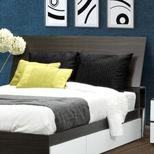 <strong>Nexera</strong> Allure Storage Headboard