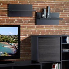<strong>Nexera</strong> Sereni-T Wall Shelf (Set of 2)