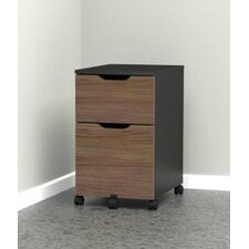 Next 2-Drawer Mobile File Cabinet