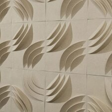 PaperForms Embossed 12 Piece Wallpaper Tiles