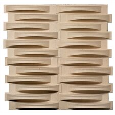 PaperForms Acoustic Weave Wallpaper Tiles (12 Pack)