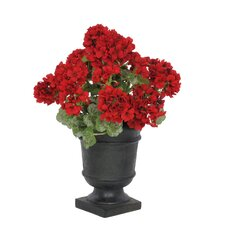 Artificial Topiary in Urn