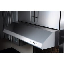 "30"" 680 CFM Brilla Series Under Cabinet Range Hood"