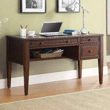 <strong>Inspired by Bassett</strong> Houghton Writing Desk with Storage Drawer