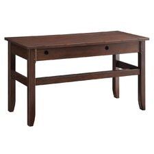 Hainsworth Writing Desk with Storage Drawer