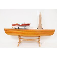 Canoe Table Model Ship
