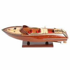 Small Runabout Model Boat
