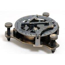 Sundial Compass Sculpture