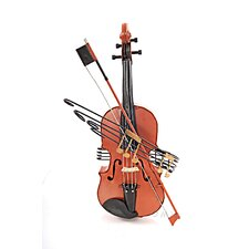 Decorative Vintage Violin 1:2