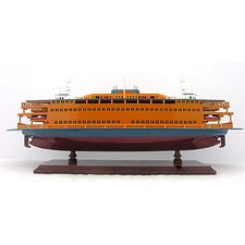 <strong>Old Modern Handicrafts</strong> Staten Island Ferry Model Boat