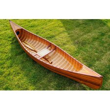 <strong>Old Modern Handicrafts</strong> Canoe with Ribs Curved bow 10 feet