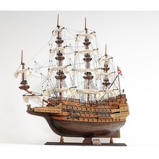 <strong>Old Modern Handicrafts</strong> Sovereign of the Seas Model Ship