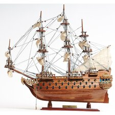 Small San Felipe Model Ship