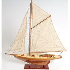Small Penduick Model Boat