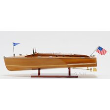 Christ Craft Medium Runabout Model Boat