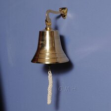 "<strong>Old Modern Handicrafts</strong> 8"" Titanic Ship Bell"