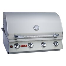 "30"" Lonestar ""Select"" Gas Grill with Cart"